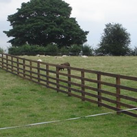 fencing services in north yorkshire