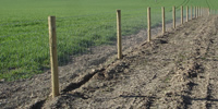 wire stock fencing in north yorkshire